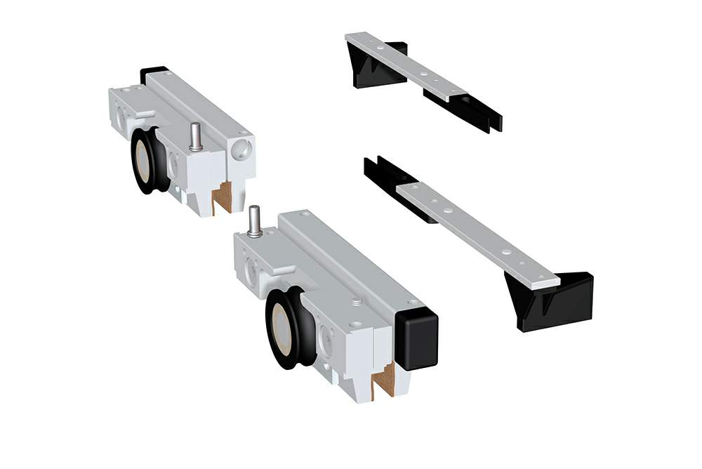 Thumbnail - Saheco SV-X70 - Clamp, Roller and Std Stopper