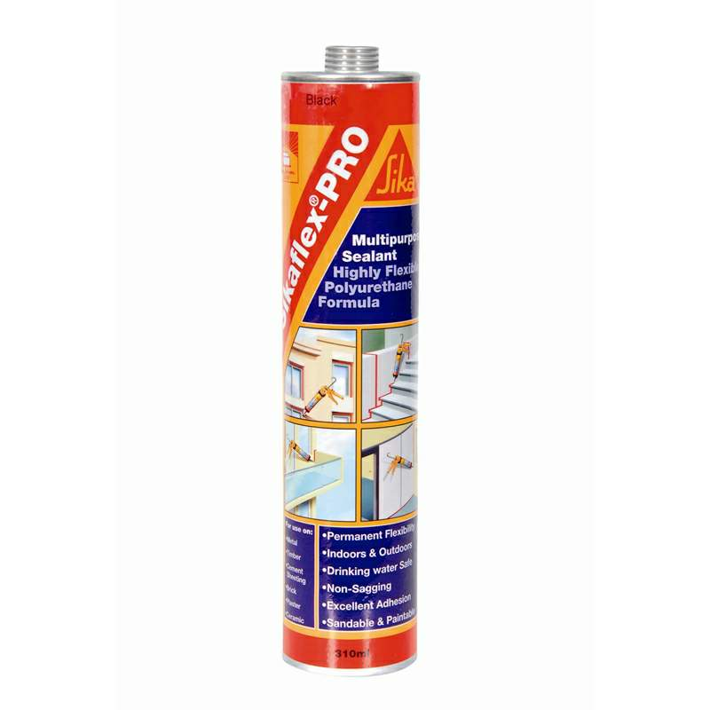 Thumbnail - Sika Flex Pro 300ml Concrete Grey Polyurethane Cartridge
