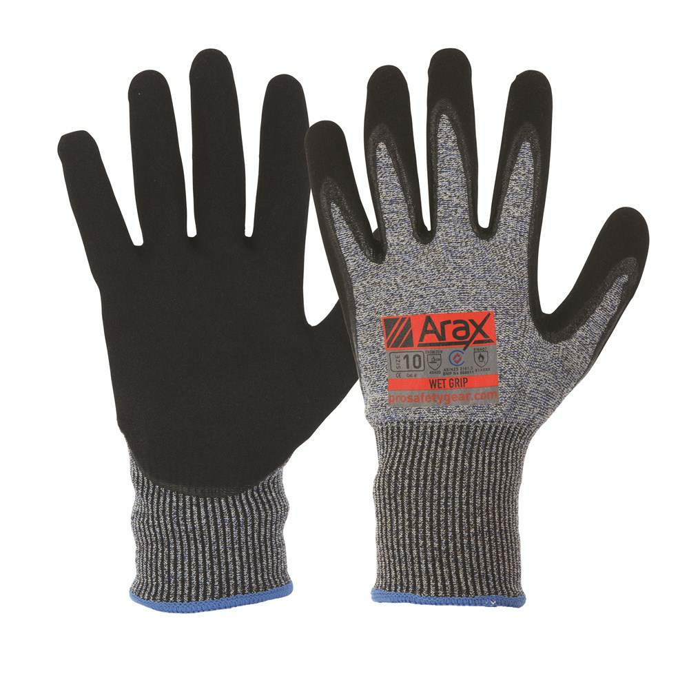 Thumbnail - ARAX WET GRIP (SIZE 10/XL)